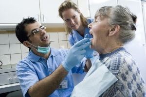 Tandpleje i praksis for seniorer